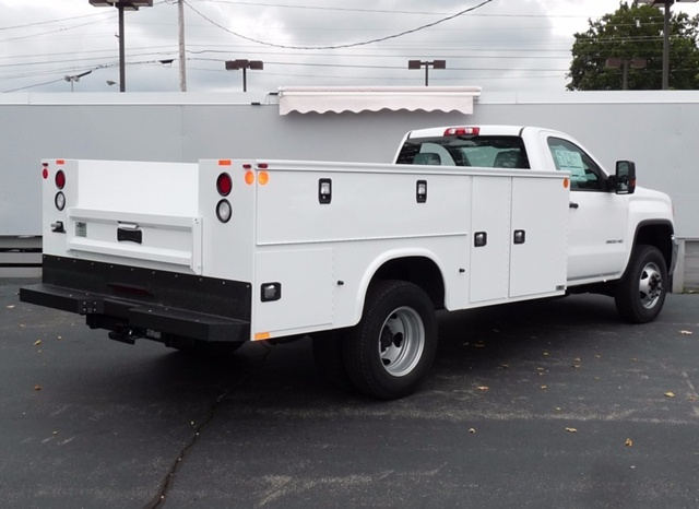 2017 Sierra 3500 Regular Cab, Knapheide Service Body #39322 - photo 2