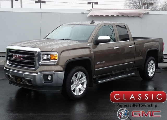 2015 Sierra 1500 Double Cab 4x4 Pickup #39486A - photo 1