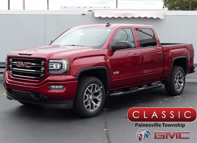 2018 Sierra 1500 Crew Cab 4x4 Pickup #39489 - photo 1