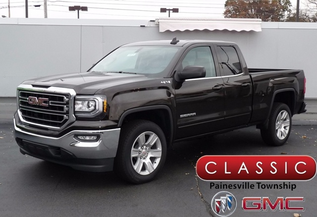 2018 Sierra 1500 Extended Cab 4x4, Pickup #39575 - photo 1