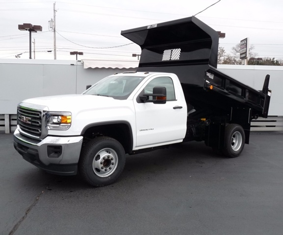 2017 Sierra 3500 Regular Cab DRW Dump Body #39615 - photo 5