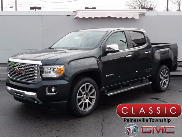 2018 Canyon Crew Cab 4x4 Pickup #39638 - photo 1