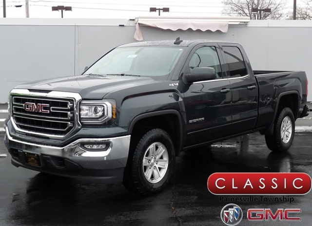 2018 Sierra 1500 Extended Cab 4x4 Pickup #39658 - photo 1