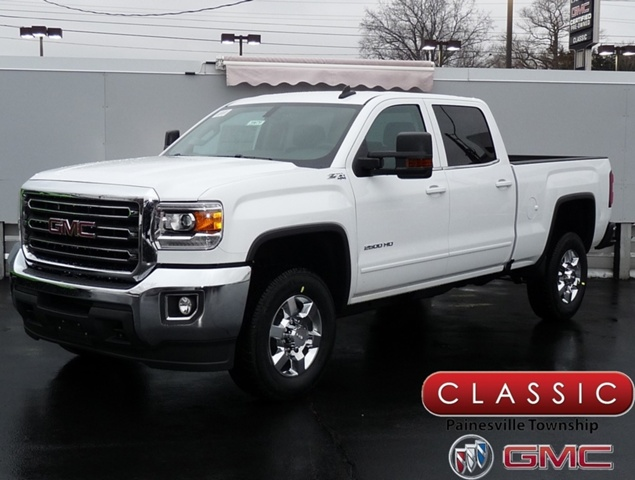 2018 Sierra 2500 Crew Cab 4x4, Pickup #39679 - photo 1