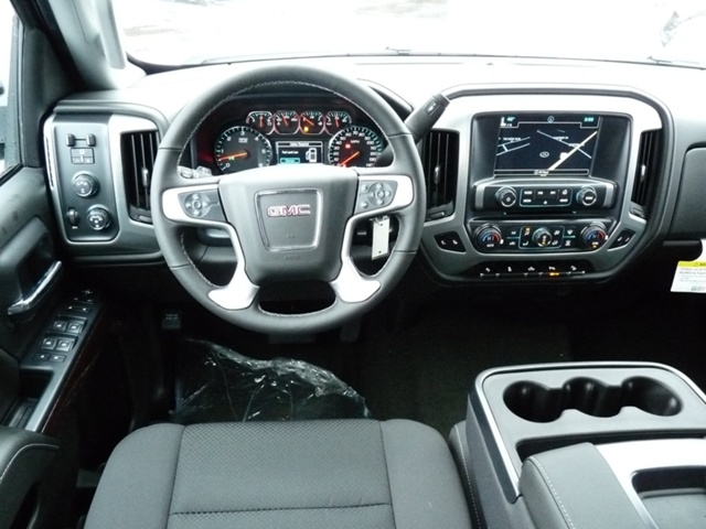 2018 Sierra 2500 Crew Cab 4x4, Pickup #39679 - photo 7