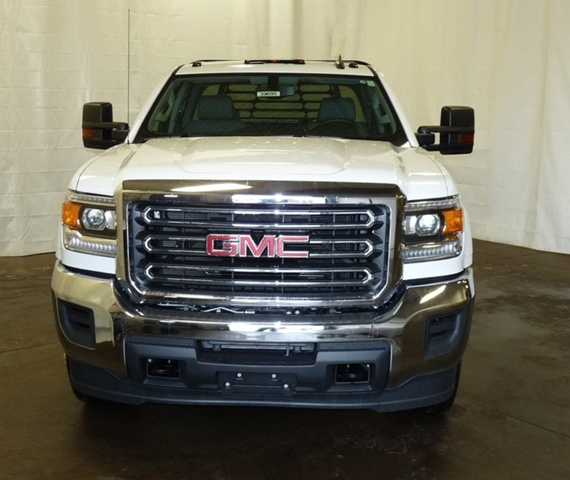 2018 Sierra 2500 Extended Cab 4x4, DewEze Platform Body #39695 - photo 5
