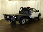 2018 Sierra 2500 Extended Cab 4x4,  DewEze Platform Body #39695 - photo 2
