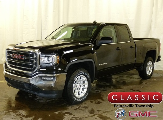 2018 Sierra 1500 Extended Cab 4x4, Pickup #39799 - photo 1