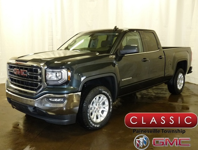 2018 Sierra 1500 Extended Cab 4x4, Pickup #39805 - photo 1