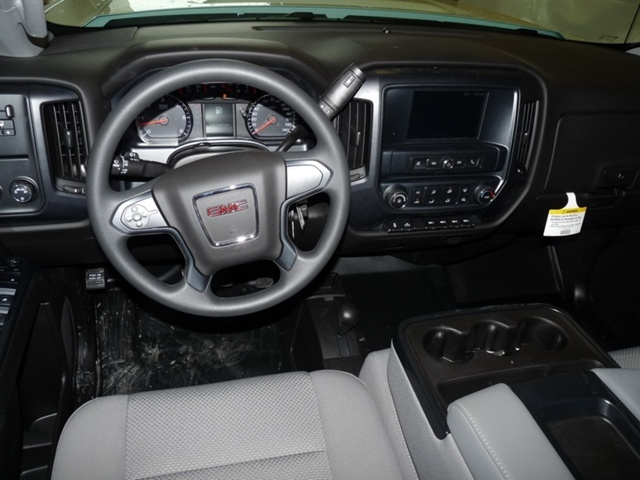 2018 Sierra 3500 Crew Cab DRW 4x4, Knapheide Service Body #39820 - photo 12