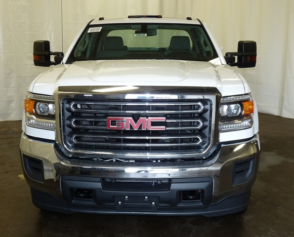 2018 Sierra 3500 Crew Cab DRW 4x4, Knapheide Service Body #39820 - photo 5