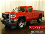 2018 Sierra 3500 Regular Cab 4x4, Pickup #39863 - photo 1