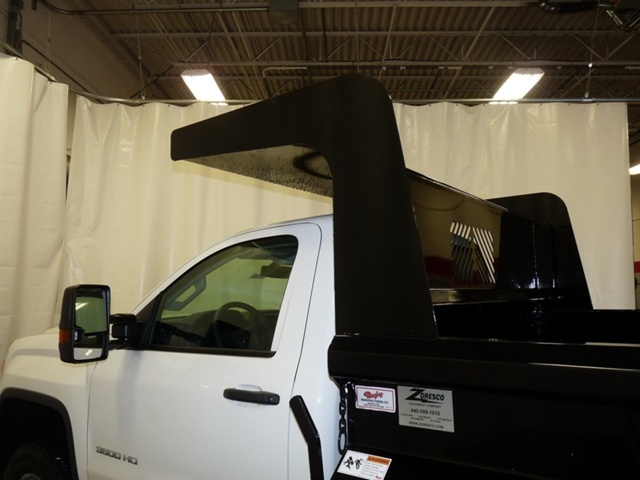 2017 Sierra 3500 Regular Cab DRW, Rugby Dump Body #39866 - photo 12