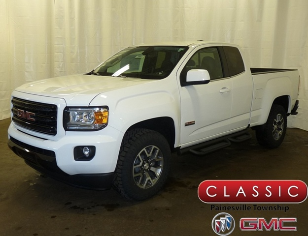 2018 Canyon Extended Cab 4x4, Pickup #39902 - photo 1