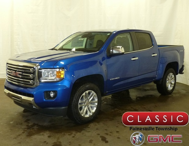 2018 Canyon Crew Cab 4x4,  Pickup #39924 - photo 1