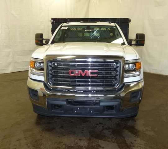 2017 Sierra 3500 Regular Cab DRW, Knapheide Stake Bed #39946 - photo 4