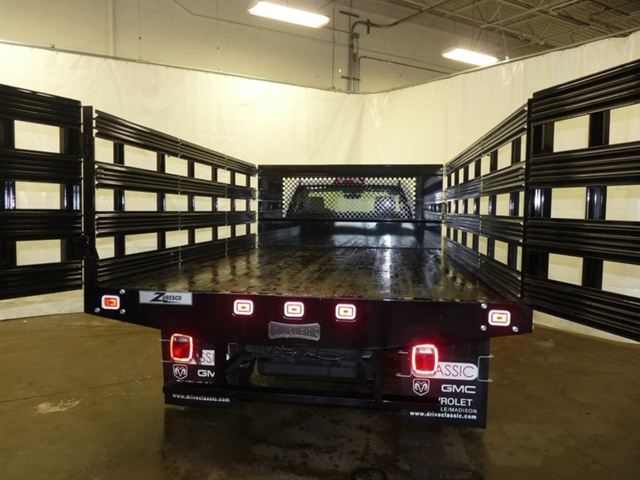 2017 Sierra 3500 Regular Cab DRW, Knapheide Stake Bed #39946 - photo 8