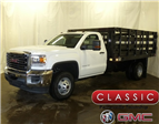 2017 Sierra 3500 Regular Cab DRW, Knapheide Stake Bed #39946 - photo 1