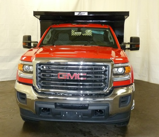 2017 Sierra 3500 Regular Cab DRW, Rugby Dump Body #39973 - photo 4