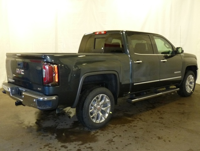 2018 Sierra 1500 Crew Cab 4x4, Pickup #39993 - photo 2