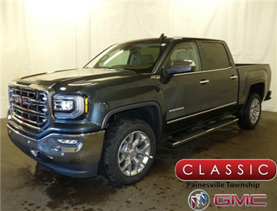 2018 Sierra 1500 Crew Cab 4x4, Pickup #39993 - photo 1