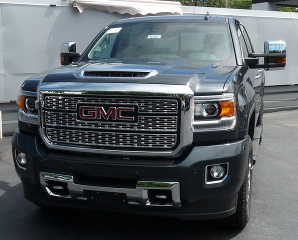 2019 Sierra 2500 Crew Cab 4x4,  Pickup #40367 - photo 4