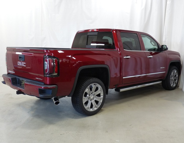 2018 Sierra 1500 Crew Cab 4x4,  Pickup #40430 - photo 3