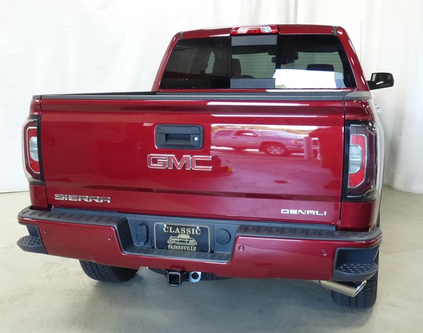 2018 Sierra 1500 Crew Cab 4x4,  Pickup #40430 - photo 2