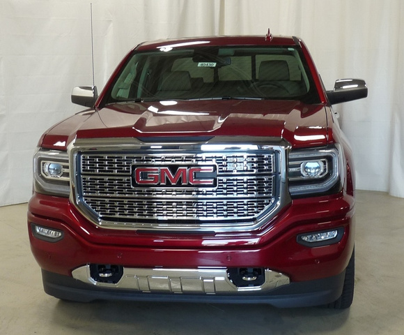 2018 Sierra 1500 Crew Cab 4x4,  Pickup #40430 - photo 4