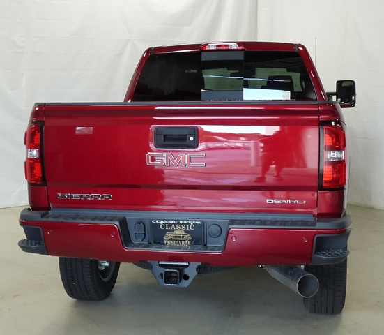 2019 Sierra 2500 Crew Cab 4x4,  Pickup #40471 - photo 3