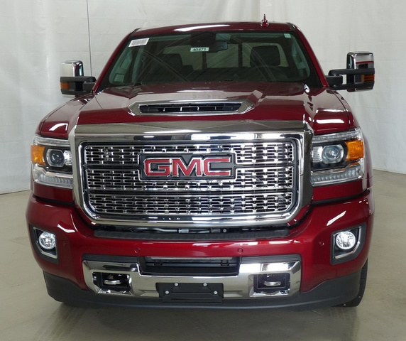 2019 Sierra 2500 Crew Cab 4x4,  Pickup #40471 - photo 4