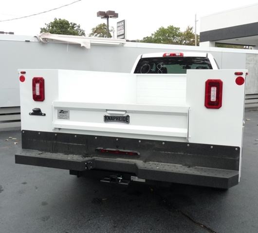 2019 Sierra 3500 Crew Cab DRW 4x4,  Knapheide Service Body #40472 - photo 3