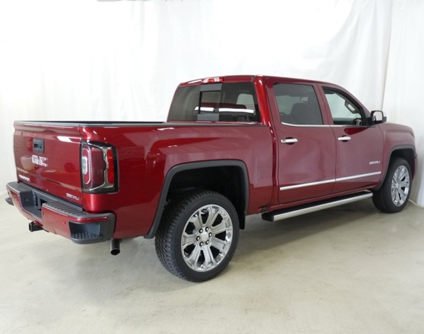 2018 Sierra 1500 Crew Cab 4x4,  Pickup #40500 - photo 2