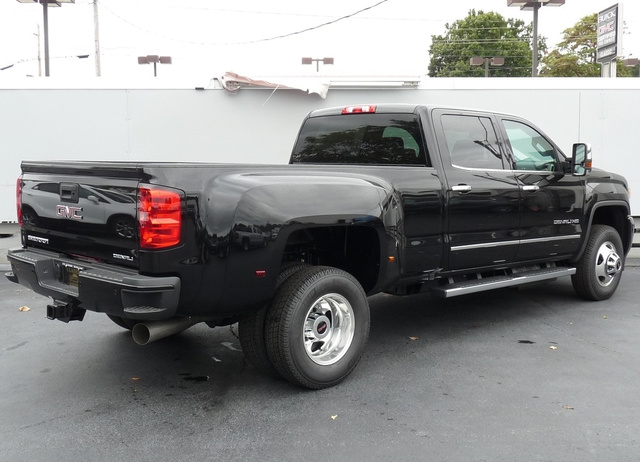 2019 Sierra 3500 Crew Cab 4x4,  Pickup #40681 - photo 2