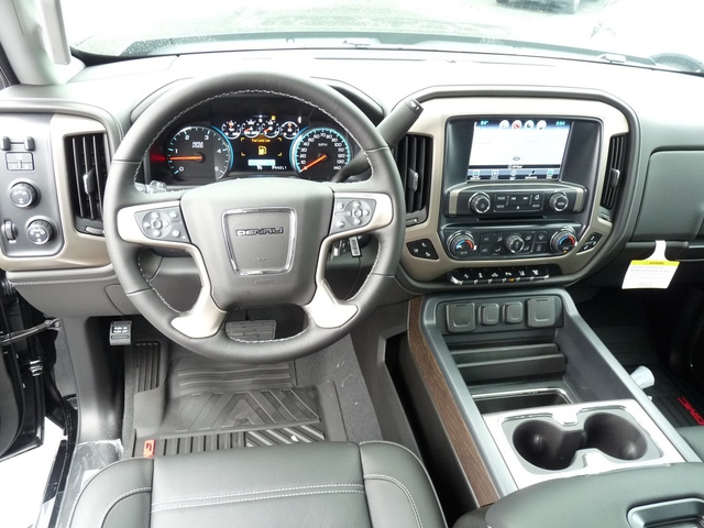 2019 Sierra 3500 Crew Cab 4x4,  Pickup #40681 - photo 8