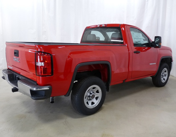 2018 Sierra 1500 Regular Cab 4x4,  Pickup #40720 - photo 2