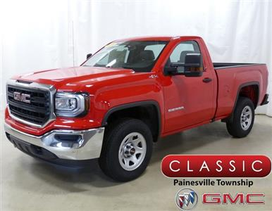 2018 Sierra 1500 Regular Cab 4x4,  Pickup #40720 - photo 1