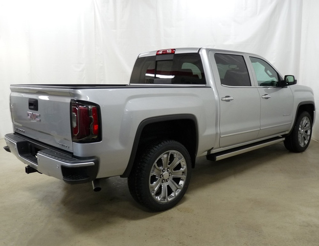 2018 Sierra 1500 Crew Cab 4x4,  Pickup #40818 - photo 2