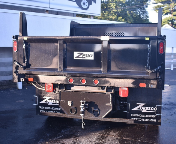 2020 GMC Sierra 3500 Regular Cab 4x4, Dump Body #42617 - photo 3