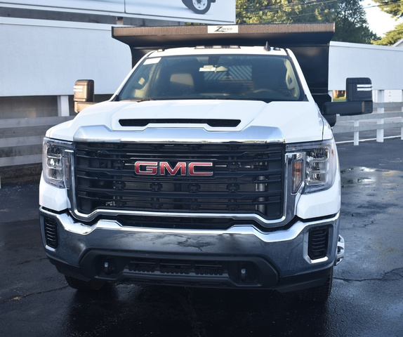 2020 GMC Sierra 3500 Regular Cab 4x4, Dump Body #42617 - photo 4