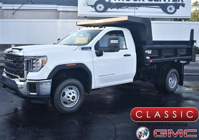 2020 GMC Sierra 3500 Regular Cab 4x4, Dump Body #42617 - photo 1