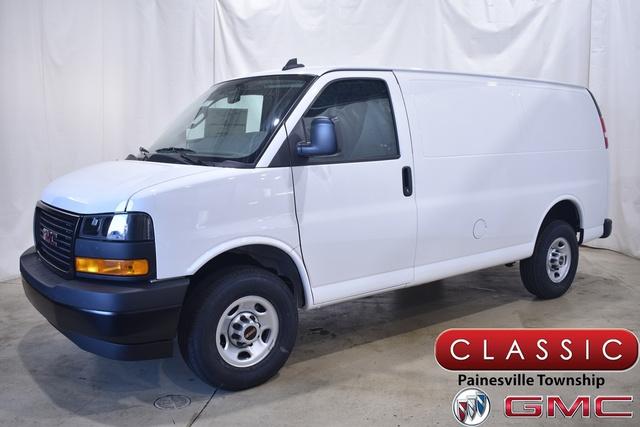 2021 GMC Savana 2500 4x2, Empty Cargo Van #43073 - photo 1