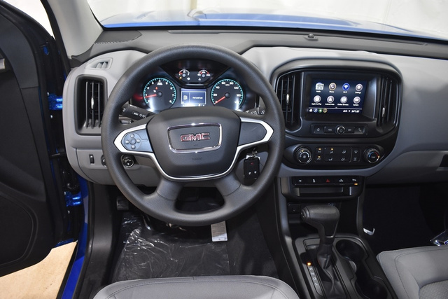 2021 GMC Canyon Extended Cab 4x4, Pickup #43112 - photo 10