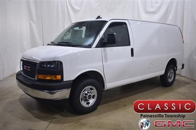 2021 GMC Savana 2500 4x2, Empty Cargo Van #43164 - photo 1