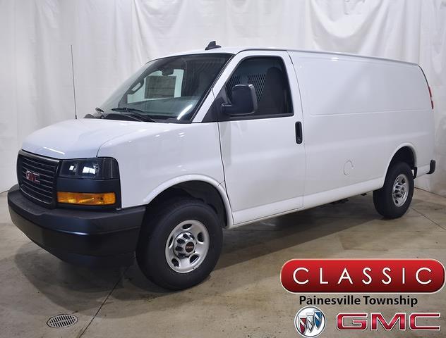 2021 GMC Savana 2500 4x2, Empty Cargo Van #43393 - photo 1