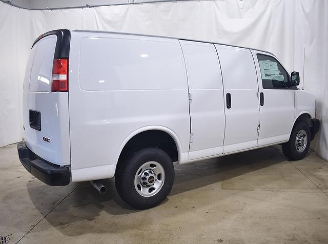 2021 GMC Savana 2500 4x2, Empty Cargo Van #43396 - photo 3
