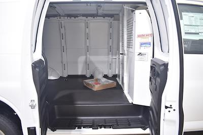 2021 GMC Savana 2500 4x2, Empty Cargo Van #43396 - photo 7