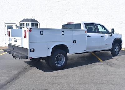 2021 Sierra 3500 Crew Cab 4x4,  Knapheide Service Body #43512 - photo 2