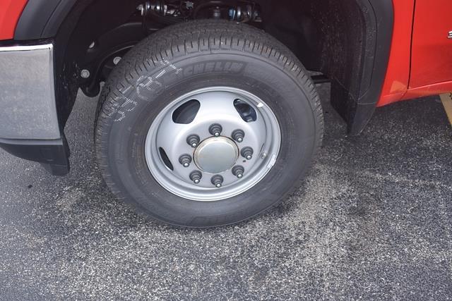 2021 Sierra 3500 Regular Cab 4x4,  Zoresco Equipment Dump Body #43709 - photo 5