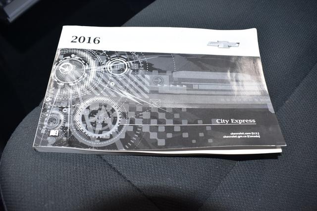 2016 Chevrolet City Express 4x2, Empty Cargo Van #P10302 - photo 1